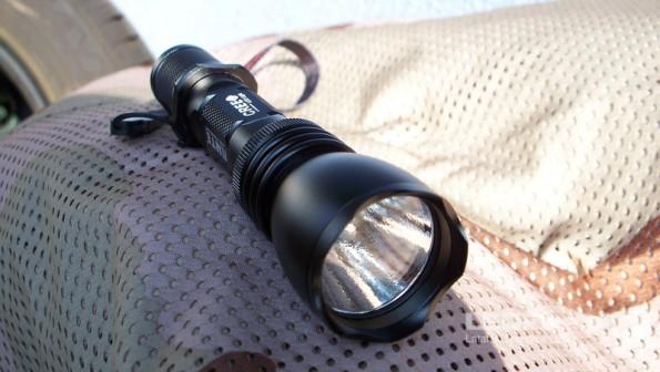 Latarka MTE MC-G33